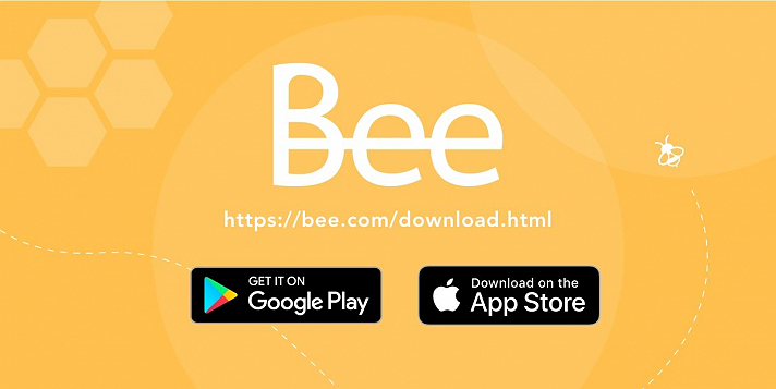Blaqsbi | Post: Download the Application | Bee Network