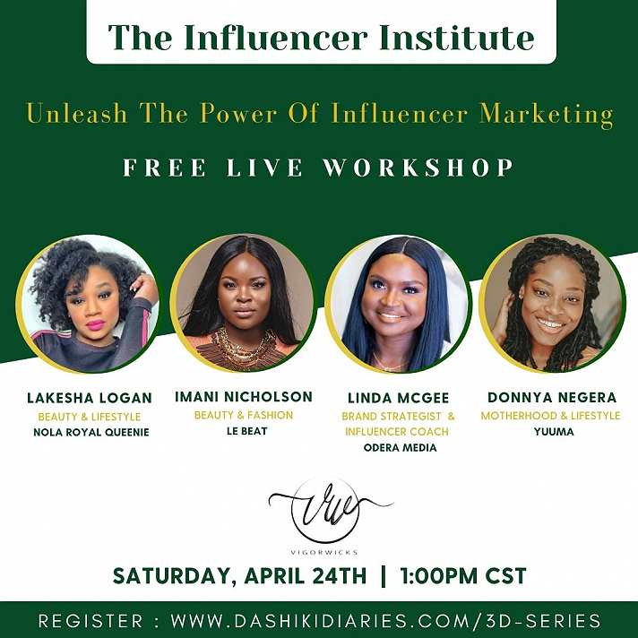 The Influencer Institute Workshop