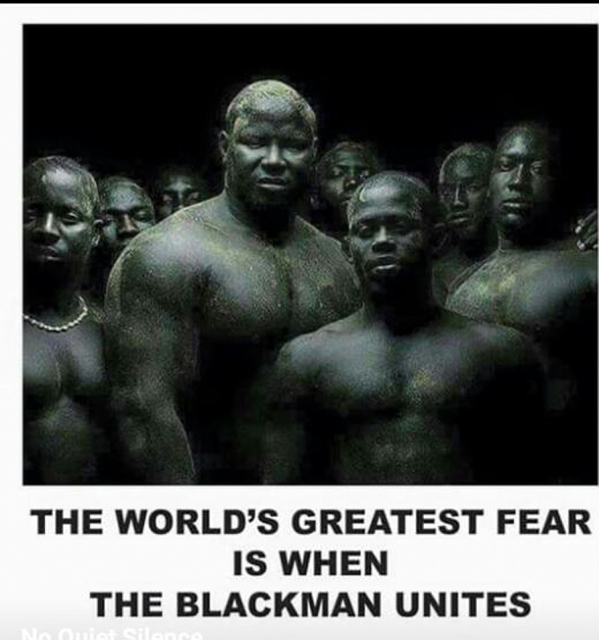 #Blackmen #Unite#blackman