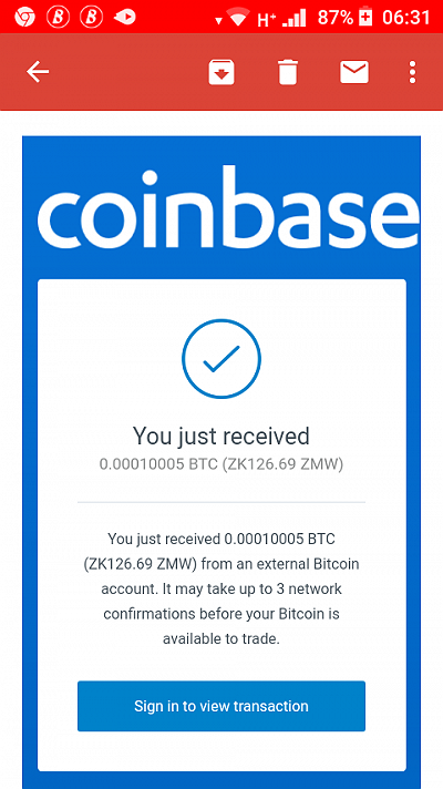 Thanks blaqsbi for my first payment. Blaqsbi is real not a scam
