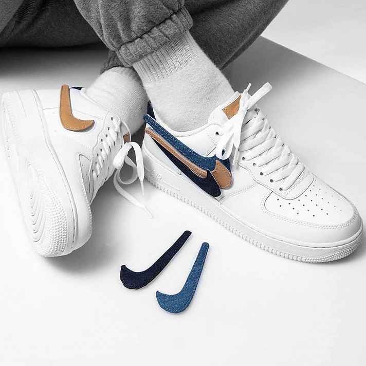 Nike air Force sneakers.#shoes