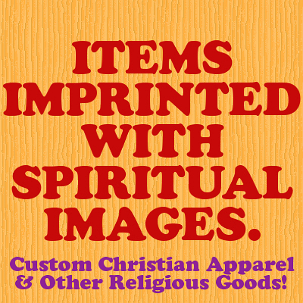 Items Imprinted With Spiritual Images - Zazzle