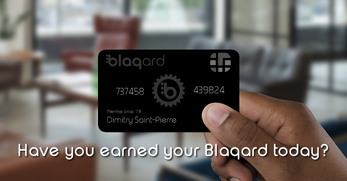Have you earned your Blaqard yet?We welcome anyone to join our platform. But, to maintain trust and consistency among our black family we ask that members have their profile certified as a black person.With a Blaqard certification members enjoy full access to the platform and are eligible to receive free cash cards, gift cards and merchandises directly from Blaqsbi. Get your Black Card (Blaqard) certification today!What do I need to get a Blaqard certification?You must have at least 5 public post to qualify for a                        Blaqard. Public posts have a green P located at the top left corner and are visible in the main sections of the platform. Only Moderators  can make posts public. Moderators will do so if they believe a post celebrates black lives and stories, inspires, makes people think, educates, brings smiles or opens the mind to new possibilities.Once you have the required number of public post, go to your  Account settings and use the form to start the process.