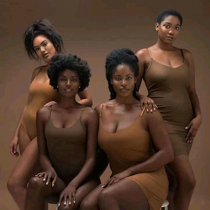 Black is indeed beautiful