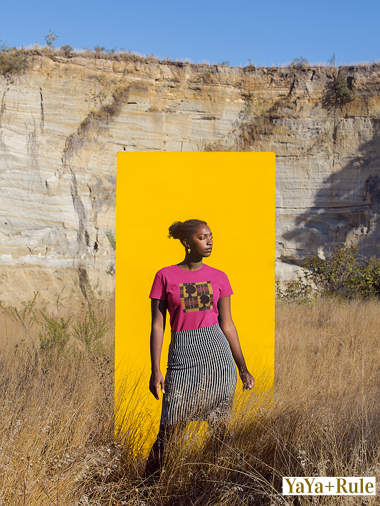 YaYa+Rule is an online store offering African Print Inspired Apparel for women and men, Accessories, and Home Decor