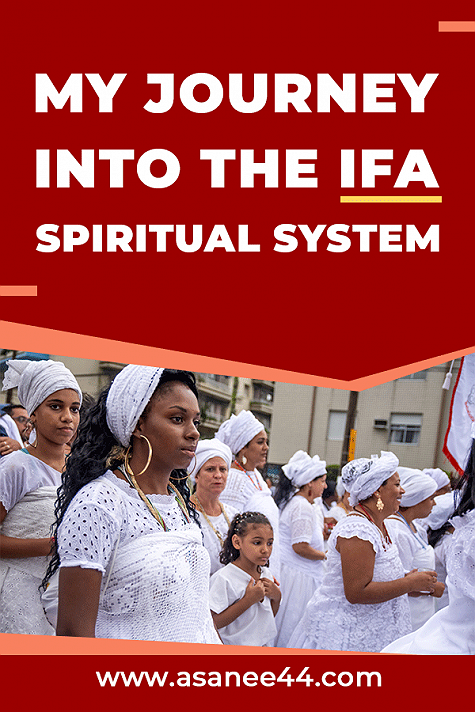 MY JOURNEY INTO THE IFA SPIRITUAL SYSTEMWhen I was transitioning into spiritism, I had several divinations performed that all indicated that Ifa was in my bloodline. The more I heard this, the more I began to take my study of Ifa more seriously.I started reading books and watching videos about the practice, and even reaching out to Ifa spiritualists (Iyanifas and Babalawos). After I had my first dafa (Ifa) divination performed, I knew that it was time for me to become a serious devotee of Ifa. This was revealed to me through my reading and intuitively in my spirit. Read more....#Ifa #Africanspiritulaity