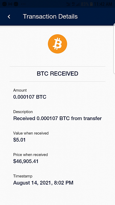 Thank you blaqsbi for the payment confirmation I got my 5usd worth in my BTC wallet, I thought it was just a joke for a social media to pay ordinary people like us other than celebrities
