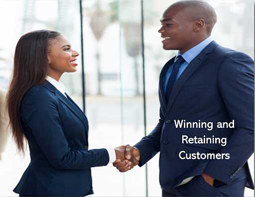 Winning and Retaining CustomersSelling your business to people is an often daunting task. People have different wants thats why the manner you approach each of your customers is also different. Businesses that stand out in today's competitive market are those that are able to harness emotional connections with people. Every business knows that positive customer service is important for a business to be successful. But what businesses struggle for is how to make use of their knowledge to change into action. Businesses that stand out in today's competitive market are those that are able to harness emotional connections with people.Your goal as a businessperson is not to show how good you are but to develop a relationship with your customers. Along the way, you will have to educate your customers about the products you have to offer if ever you hope to make a sale. But after the sale retaining the customers is a more difficult task to do. Competition is always stiff that is why you need to show your customers exceptional value and service.It is especially difficult when people cut back on spending. At times like this, you need to work harder to attract customers because all your competitors are doing the same thing. Wouldn't it be good to have customers who stay loyal to you even in hard times? How could you possibly do this?First off, provide good customer service (having a good autoresponder service and sequencing). This should be a priority in any business because customers are likely to stay with businesses that treat them well. There is no such thing as too much stress on customer satisfaction. Making your customers happy always pays off. This will not only retain customers but will also attract new ones.Second, keep on improving your products and services. Keep in mind that the market is continuously changing. Thus, you should never be satisfied with your products or services. Do research and study your competitors. Keep up with any changes in the market.Third, c