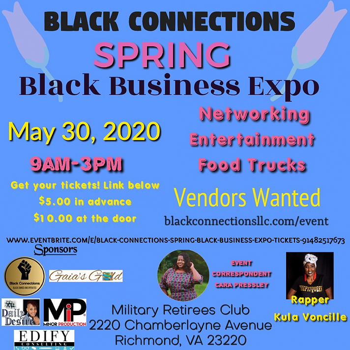 Black Connections Spring Black Business Expo