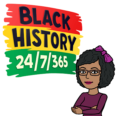 Teach your children Black history. Not militant history, BLACK HISTORY. If youre a teacher, find ways to add it (sneak it) into the curriculum. Integrate it into your lessons.  It can be done, because I did it with my students!#BlackHistory #USHistory #JoannaB #VeteranTeacher