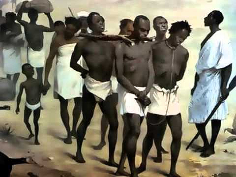 Africa's role in the slave trade, it turns out, was a considerable one, especially for the slave-trading kingdoms of western and central Africa. These included the Akan of the kingdom of Asante in what is now Ghana, the Fon of Dahomey (now Benin), the Mbundu of Ndongo in modern Angola and the Kongo of today's Congo, among several others.  For centuries, Europeans in Africa kept close to their military and trading posts on the coast. Exploration of the interior, home to the bulk of Africans sold into bondage at the height of the slave trade, came only during the colonial conquests, which is why Henry Morton Stanley's pursuit of Dr. David Livingstone in 1871 made for such compelling press: he was going where no (white) man had gone before.  How did slaves make it to these coastal forts? The historians John Thornton and Linda Heywood of Boston University estimate that 90 percent of those shipped to the New World were enslaved by Africans and then sold to European traders. The sad truth is that without complex business partnerships between African elites and European traders and commercial agents, the slave trade to the New World would have been impossible, at least on the scale it occurred.     NOW THE DIFFERENCE BETWEEN INDENTURED SERVITUDE AND CHATTEL SLAVERY PLAYS A SIGNIFICANT ROLE AS I HAVE TO BELIEVE PAST KINGS THAT PARTICIPATED HAD NO CLUE WHAT WAS BEING DONE TO THEIR PEOPLE 😡