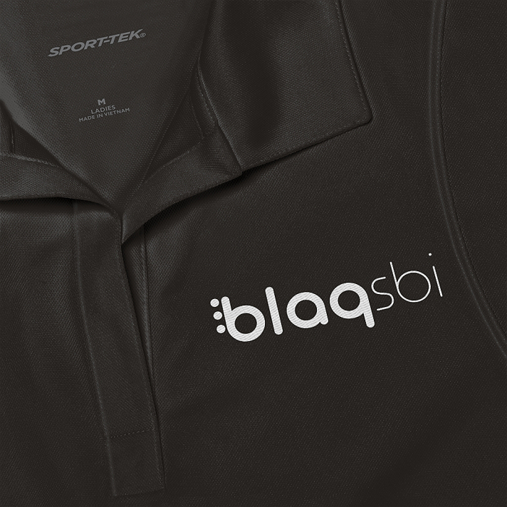 Support Blaqsbi by purchasing this item. The proceeds to this purchase will help us keep the platform running and provide funding for future improvements.This lightweight (3.8oz) womens polo can be perfect for a business meeting, a golf tournament, or even a casual Friday workplace attire. Its snag-resistant fabric and tapered neck are perfect for mixing style and professionalism..: 100% polyester.: Extra light fabric (3.8 oz/ yd² (129 g/m²)).: Regular Fit.: Tagless.: Fits true to size