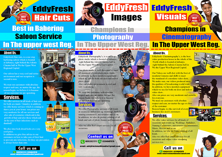 Eddyfresh multimedia